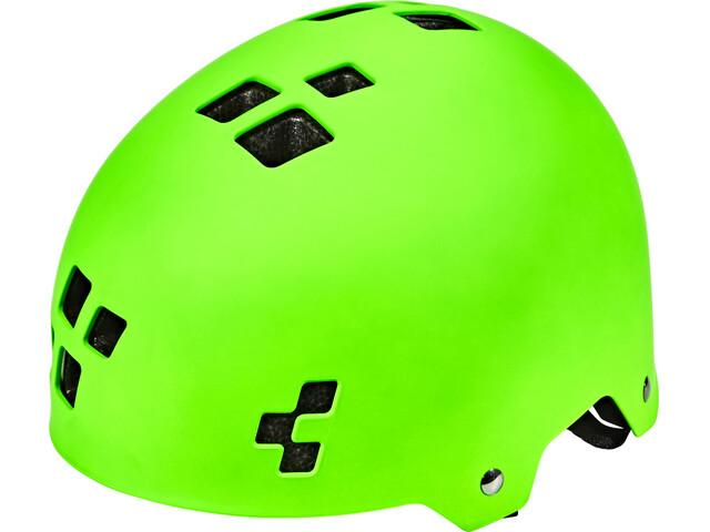 Cube Dirt Cykelhjelm Børn grøn